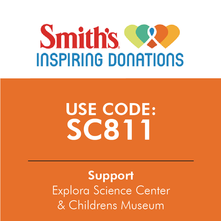 Smith's Inspiring Donations, Use Code: SC811