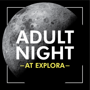 Adult Night at Explora logo