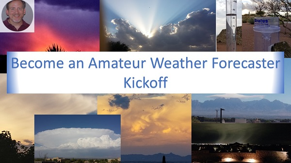 Become an Amateur Weather Forecaster