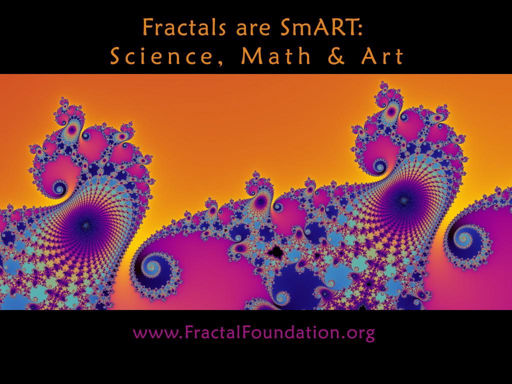 Fractal Foundation: Fractals are Smart