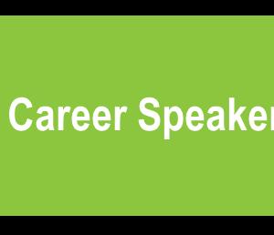 Virtual Career Speak Series