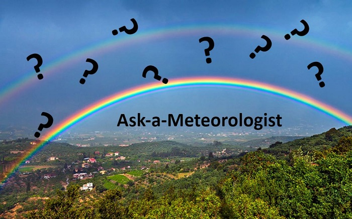 Ask a Meteorologist