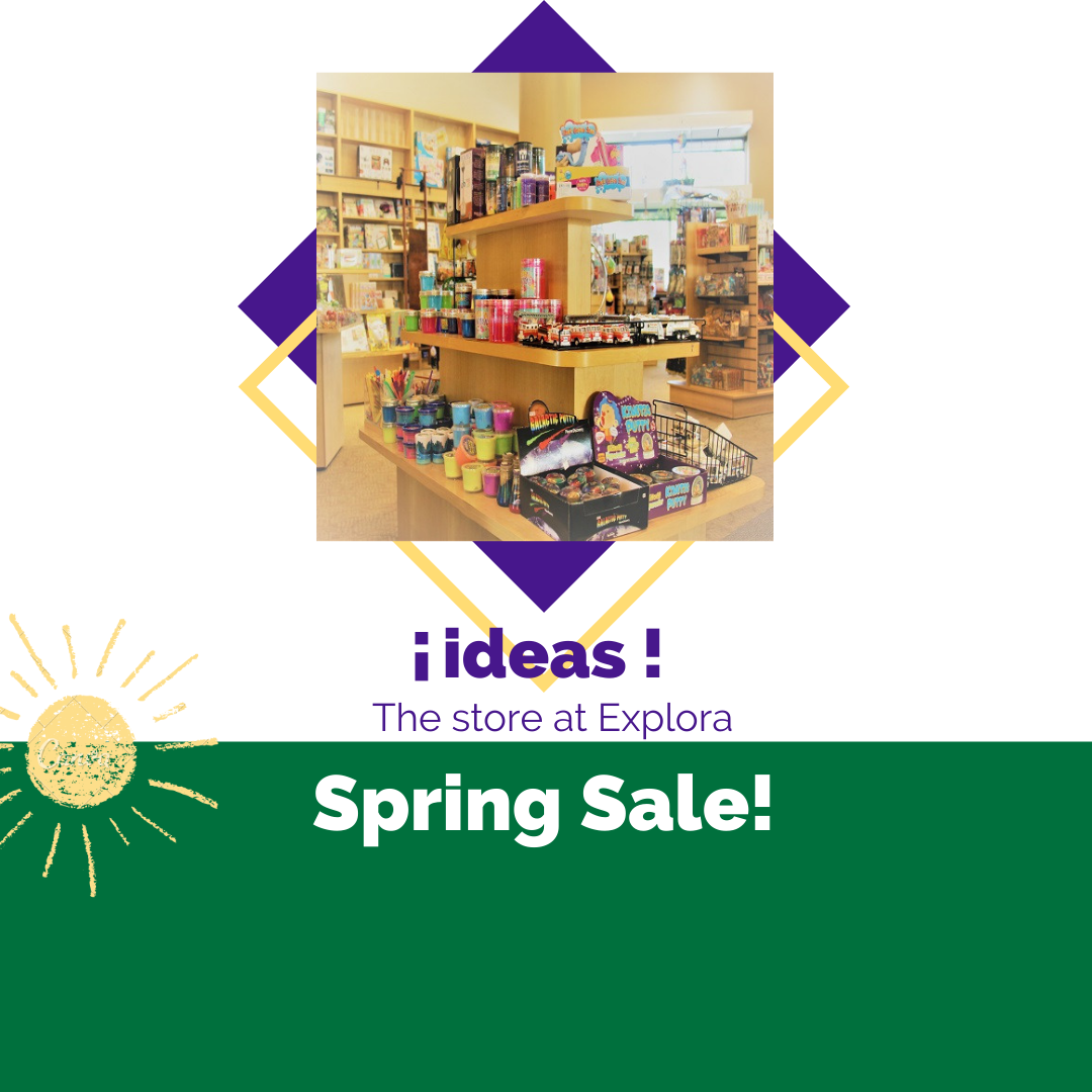 Store Promotion Spring Sale